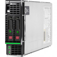 Блейд-сервер HP Proliant BL460C gen8 (2x E5-2620/32Gb)