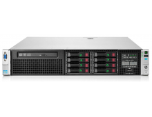 Сервер HP Proliant DL380p gen8 8SFF (2x E5-2680v2/256Gb)