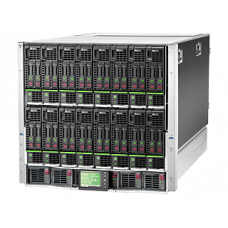 HP Proliant C7000 + 4x BL460c gen8 (4x E5-2680v2/128Gb)