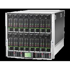 HP Proliant C7000 + 4x BL460c gen8 (4x E5-2680v2/128Gb)
