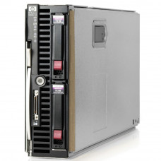 Блейд-сервер HP Proliant BL460C G6 (2x E5649/64Gb)
