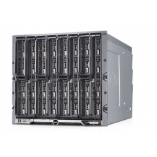 Dell PowerEdge M1000E + 8x M610 (2x E5640/64Gb)