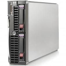 Блейд-сервер HP Proliant BL460C G7 (2x X5670/96Gb)