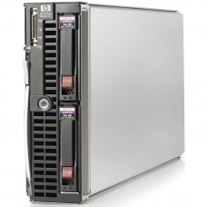 Блейд-сервер HP Proliant BL460C G7 (2x E5640/64Gb)