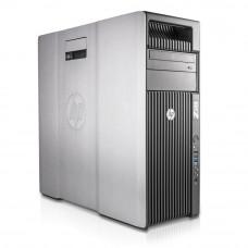 Рабочая станция HP Workstation Z620 (2xE5-2680v2/128Gb/2x1Tb/Quadro K2000)