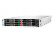 Сервер HP Proliant DL380e gen8 12LFF (1x E5-2440/64Gb)