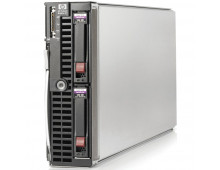Блейд-сервер HP Proliant BL460C G7 (2x E5649/64Gb)