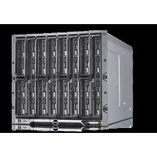 Dell PowerEdge M1000E + 16x M610 (2x E5649/96Gb)