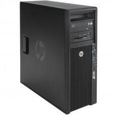 Рабочая станция HP Workstation Z420 (E5-2687W/64Gb/500Gb/Quadro 2000)